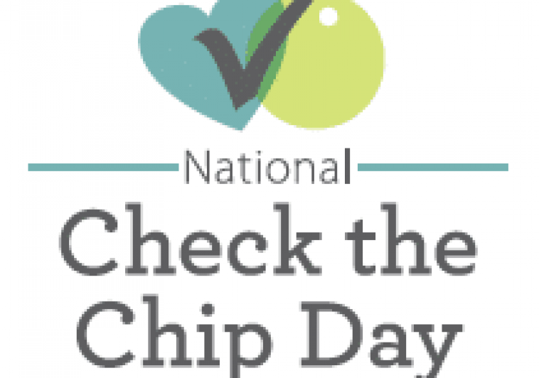 """Check the Chip Day"" – August 15th"
